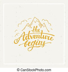 empieza, aventura