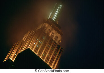 Empire state building/NYC