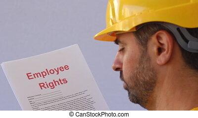 employé, droits