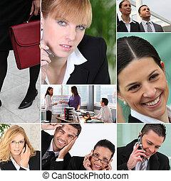 employés bureau