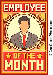 employee of the month design
