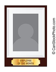 Employee Of The Month Template