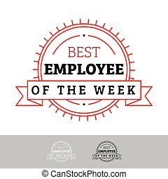 Employee of the Year, Month, Week
