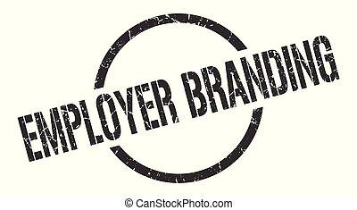 employer branding stamp