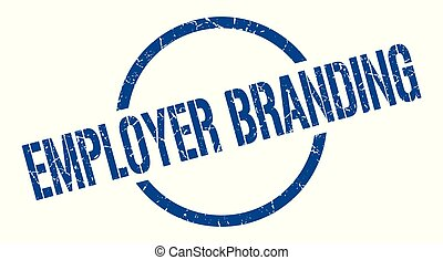 employer branding stamp