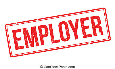Employer rubber stamp