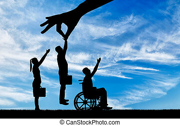 Concept of Discrimination and Inequality in the Employment of People with Disabilities