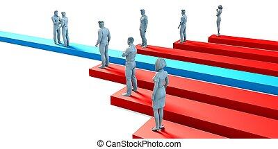 Employment Job Hiring Concept