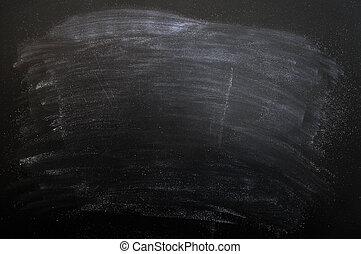 emporcalhado, pretas, chalkboard, fundo