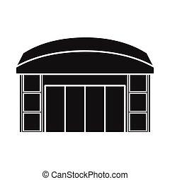 emporio, web., ventana, vector, símbolo, tienda, acción, signo., conjunto, ilustración