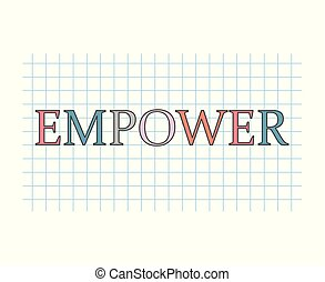 empower concept