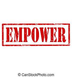 Empower-stamp