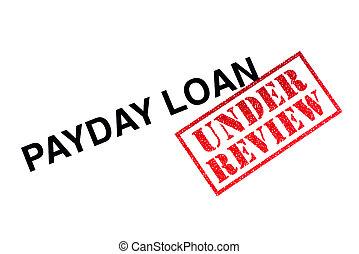 empréstimo, dia pagamento, revisão, sob
