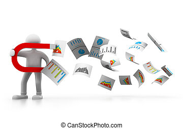 empresa / negocio, éxito, concepto