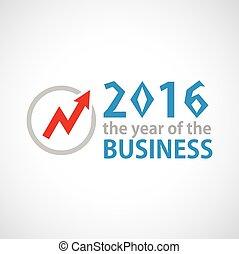 empresa / negocio, año