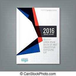 empresa / negocio, cartel, Extracto, cubierta, formas, informe, aviador, diseño, Plano de fondo, folleto, geométrico, libro, mínimo