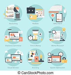 empresa / negocio, concepts.