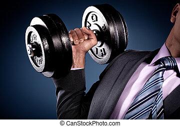 empresa / negocio, condición física