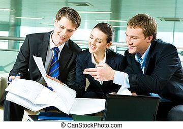 empresa / negocio, cooperación