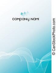 empresa / negocio, corporativo, plantilla, plano de fondo