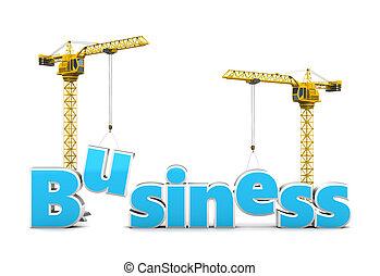 empresa / negocio, edificio