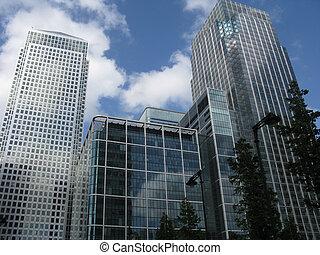 empresa / negocio, edificios