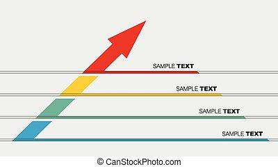 empresa / negocio, flujo, resumen, gráfico