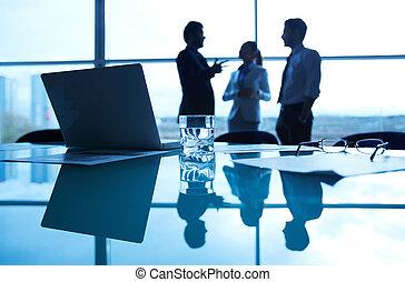empresa / negocio, lugar de trabajo