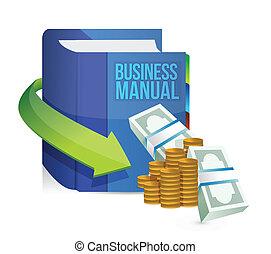 empresa / negocio, manual, educación, libro