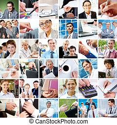 empresa / negocio, momentos
