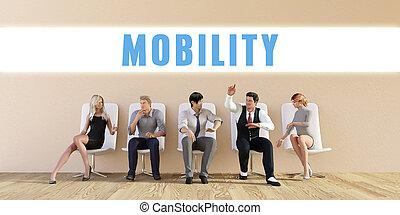 empresa / negocio, movilidad