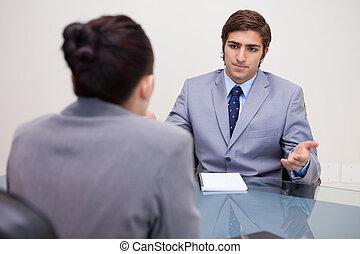 empresa / negocio, negociar, gente
