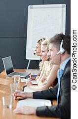 empresa / negocio, personas trabajo