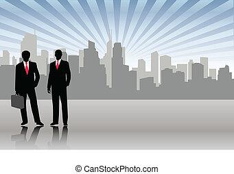 empresa / negocio, plantilla