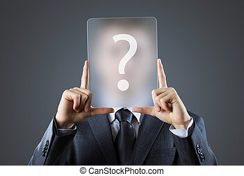 empresa / negocio, pregunta, joven, marca, tenencia, señales...