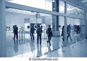 empresa / negocio, puertas