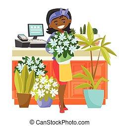 empresa / negocio, ramo, shop., tenencia, dueño, flor