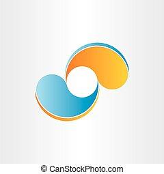 empresa / negocio, resumen, elemento, diseño, compañía, icono