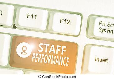empresa / negocio, texto, palabra, concepto, personal, relacionado, trabajo, actividades, trabajador, perforanalysisce., execute., escritura, expected