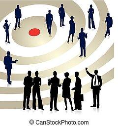 empresarial, objetivos