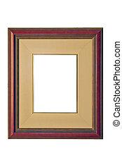 empthy, frame, afbeelding