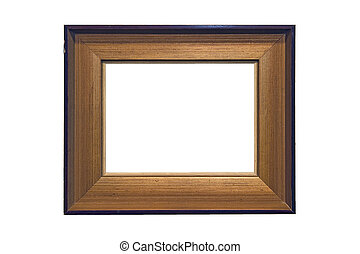 empthy picture frame