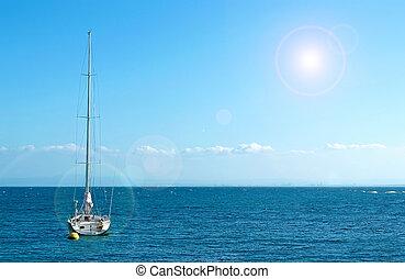 empty boat