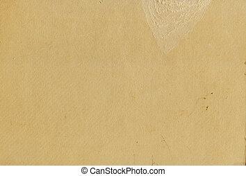 Empty cardboard texture - fine image of empty cardboard ...