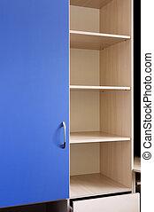 empty furniture - empty wooden shelf, furniture