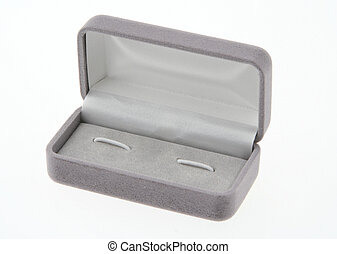 empty jewelry box