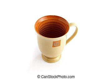 Empty mug
