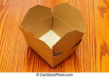Empty package