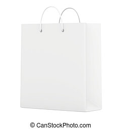 Wardrobe on paper blueprint 3d rendering illustration empty paper bag on white background 3d rendering malvernweather Choice Image