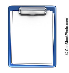 Empty paper clip